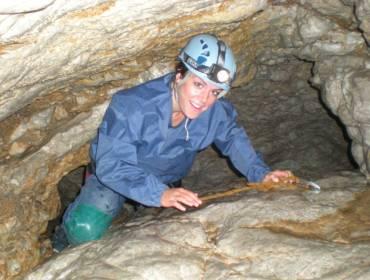 Erforschung der höhlen