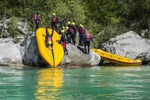 Bovec rafting soča