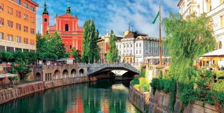 EXPLORE SLOVENIA IN A WEEK